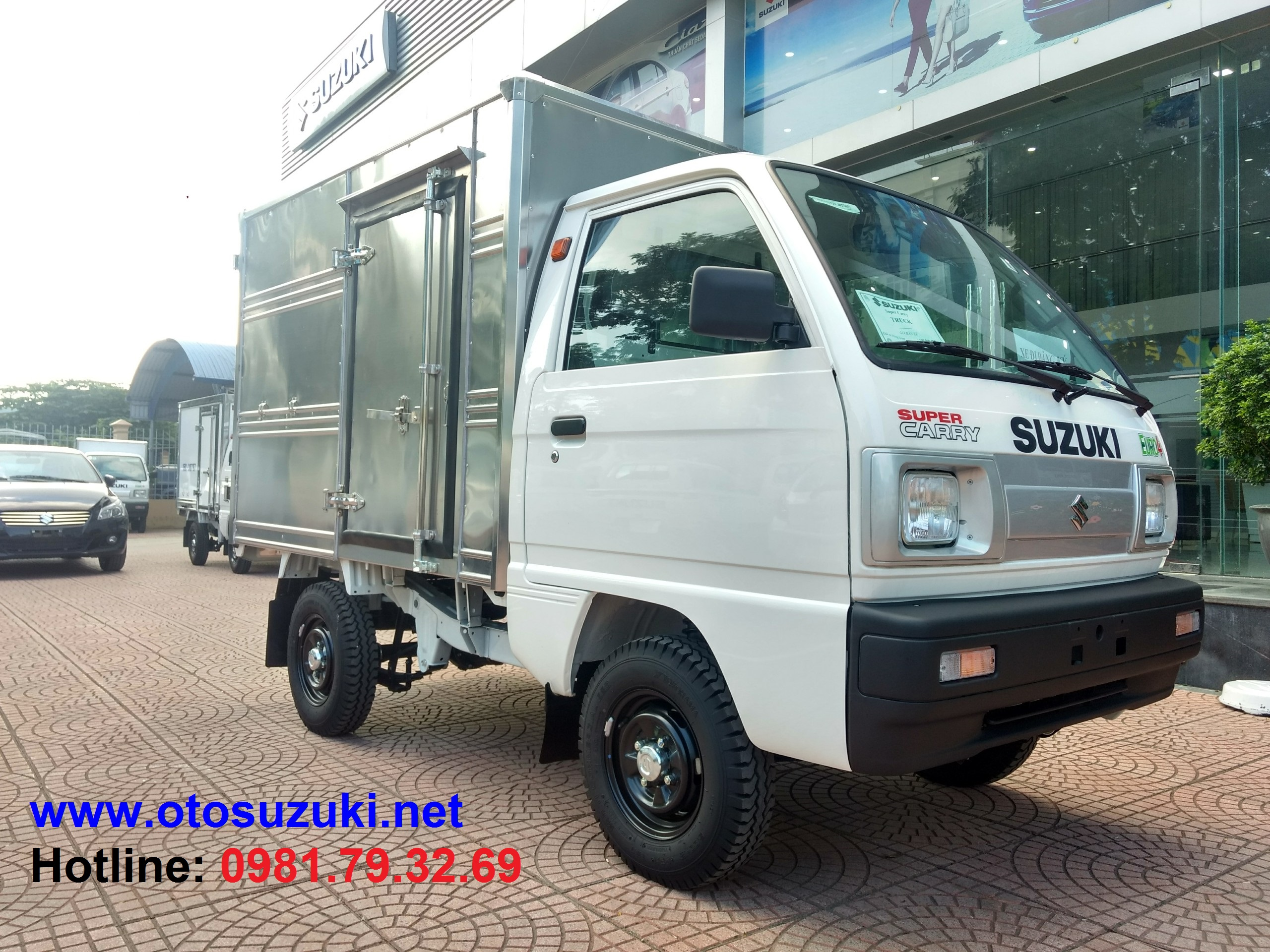 Xe tải dưới 5 tạ Suzuki Truck